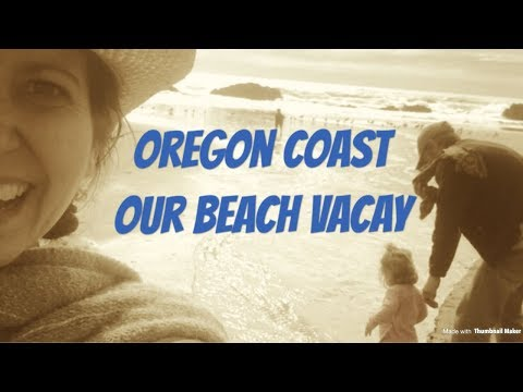 Lincoln City - Oregon Coast - Beach Side Boondocking