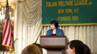 90th Italian Welfare League-honorees Buddy & Mary Valastro From Cake Boss