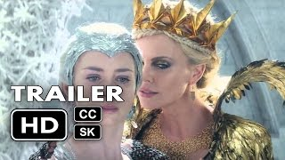 Gambar cover The Huntsman Winter's War Official Trailer #1 2016 Slovenské titulky