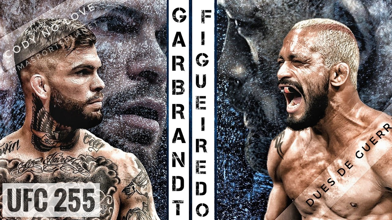 Cody Garbrandt Vs Deiveson Figueiredo UFC Promo Flyweight Title Its Time YouTube