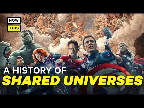A History of Shared Universes | NowThis Nerd
