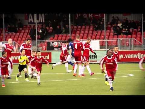 Almere City FC - Sparta Rotterdam Persmoment
