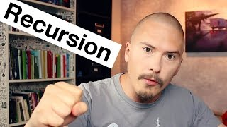 Recursion - Part 7 of Functional Programming in JavaScript