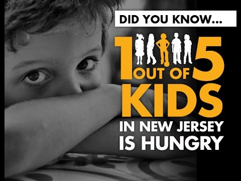 Hunger in New Jersey & The New Poor
