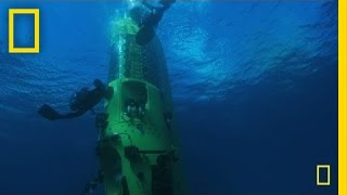 "DEEPSEA CHALLENGE: March 22, 2012 - ""Diving with the Sub"""