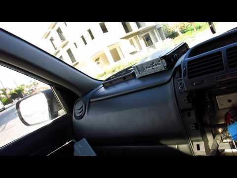 How to Install a Headunit on a Suzuki Grand Vitara (2005-2014 3rd Gen)
