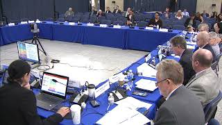 PACCARB 7th Public Meeting Day 2, Pt 4: REPORT OUT: Working Group Activity