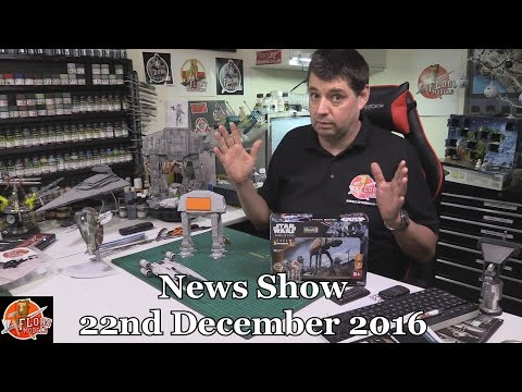 Flory Models Daily Show 22nd December 2016