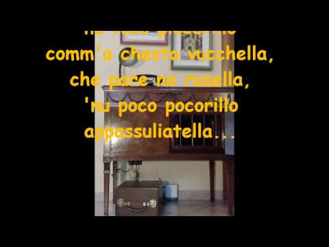 Enrico Caruso - 'A Vucchella (Tosti -  D'Annunzio) 78 RPM - September 8, 1919