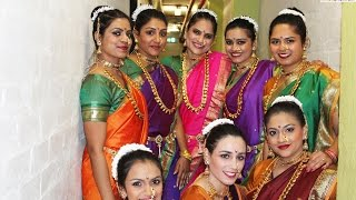 Marathi Mirchi - Lavani performance by Nachle Dance School