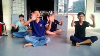 Dân Vũ Sasa - Xem Nháp (CLB Kỹ Năng Lửa Hồng)