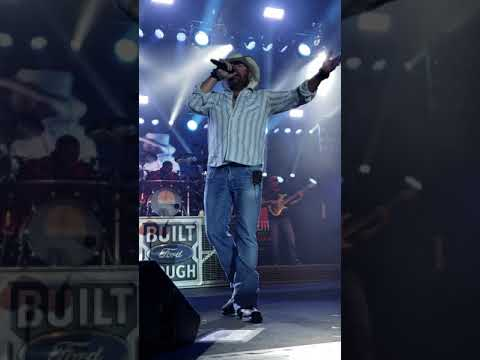 Toby Keith  BALD HILL 7/18/18