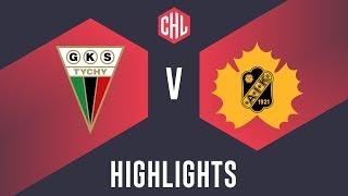 Highlights: GKS Tychy vs. Skellefteå AIK