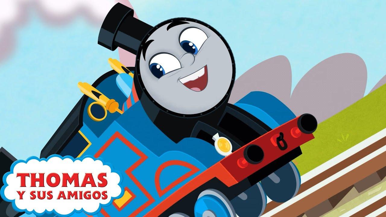 Una promesa de Thomas | Trenes A Todo Vapor | Capítulo Completo Temporada 25  | Thomas y Sus Amigos