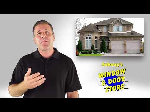 Garage Door Repair And Replacement - Jabaay's Window & Door Store