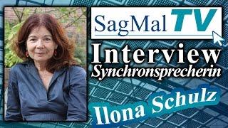 SagMalTV // Interview Synchronsprecherin: Ilona Schulz