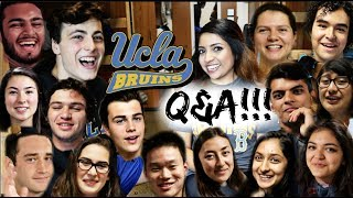 UCLA Students Answer Your Questions (Q&A)!!!
