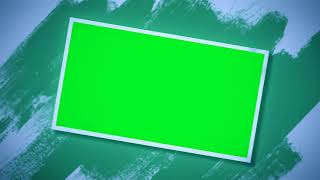 New green screen brush photo slideshow | Awesome green screen brush photo slideshow