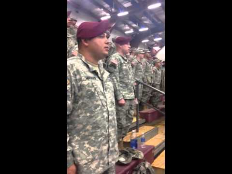The Army Song 793rd MP BN