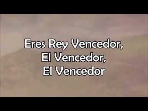 Rey Vencedor   Lucia Parker Letra 2014 HD Nuevo