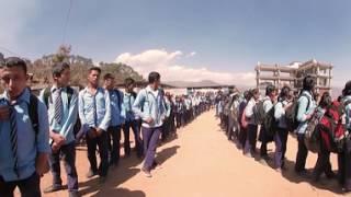 Nepal360: Nepal fortfarande i ruiner