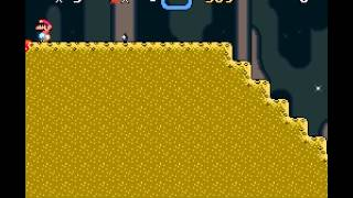 Super Mario World - Yet another weird Super Mario World glitch - User video