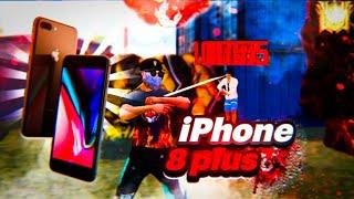أصبحت أقوى لاعب فري فاير  I became the strongest IPHONE 8 PLUS/Free Fire player UMP🤤