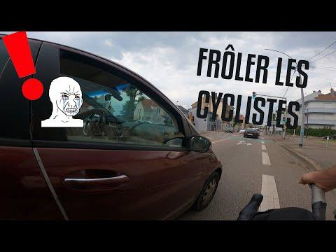 Download POURQUOI FRÔLER LES CYCLISTES ?