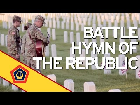 Six-String Soldiers - Memorial Day [Battle Hymn of the Republic]