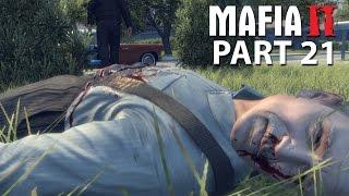 Mafia 2 Walkthrough Gameplay Part 21 - THE MAFIA NEVER FORGETS
