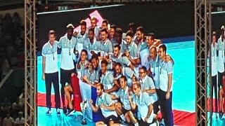 France VS Germany handball u21 world championship