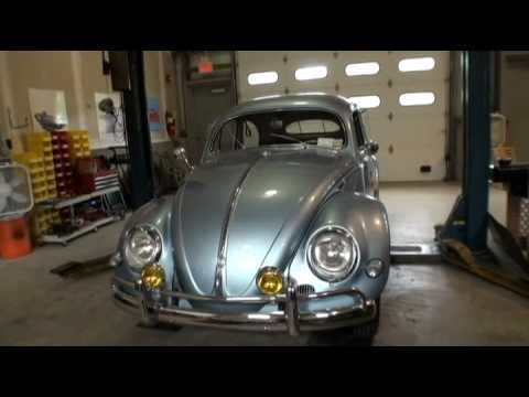 The Classic VW Beetle Bug Choosing Vintage Paint Color for Vintage Volkswagen - YouTube