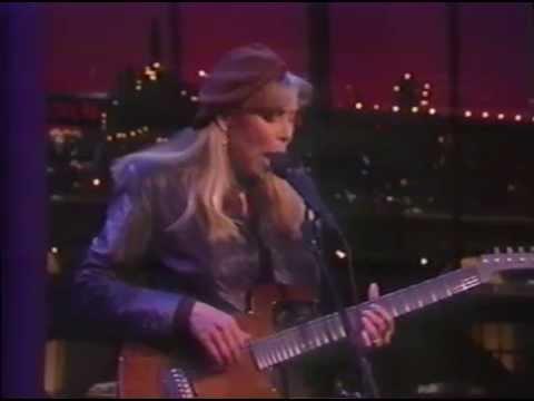 Joni Mitchell - Just Like This Train [November 1996]