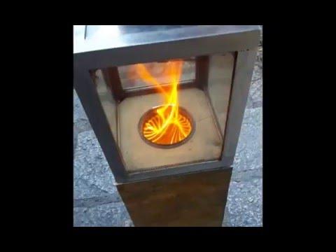 Stufa a pellet pirolitica fai da te fumo zero for Stufa pirolitica con canna fumaria