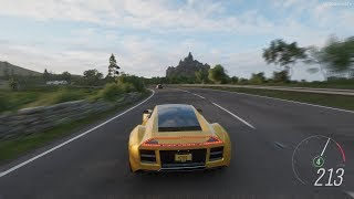 Forza Horizon 4 - 2010 Saleen S5S Raptor Gameplay [4K]