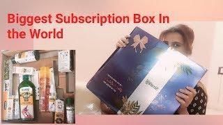 Biggest Subscription Box   Herbal Strategi Box  Unboxing Video