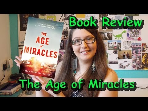 The Age of Miracles (book review)