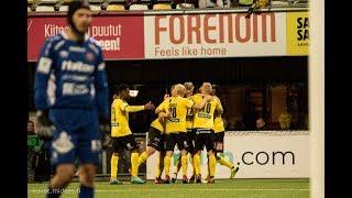 Ottelukooste: KuPS - FC Lahti 2-1