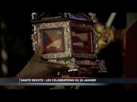 La Barque de Sainte Dévote brûlée sur le Port de Monaco
