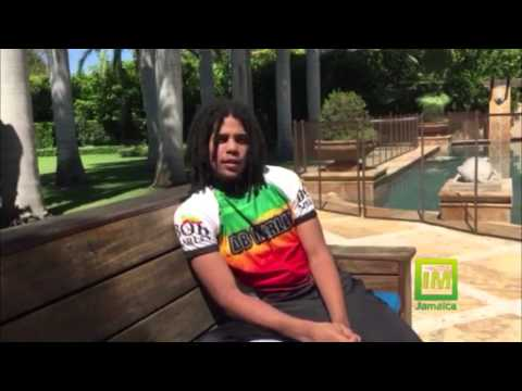 Skip Marley imjamaica interview