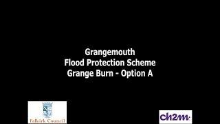 Consultation Event No. 1 - Grange Burn Option A
