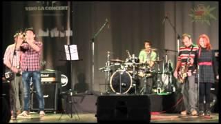 Rappa Muffin - Căutând (Raku & Ombladon cover) (live @ Unifest Iasi, 2013)