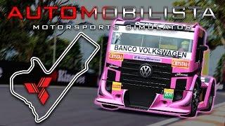AUTOMOBILISTA | Around Mount Panorama in a pink Formula Truck