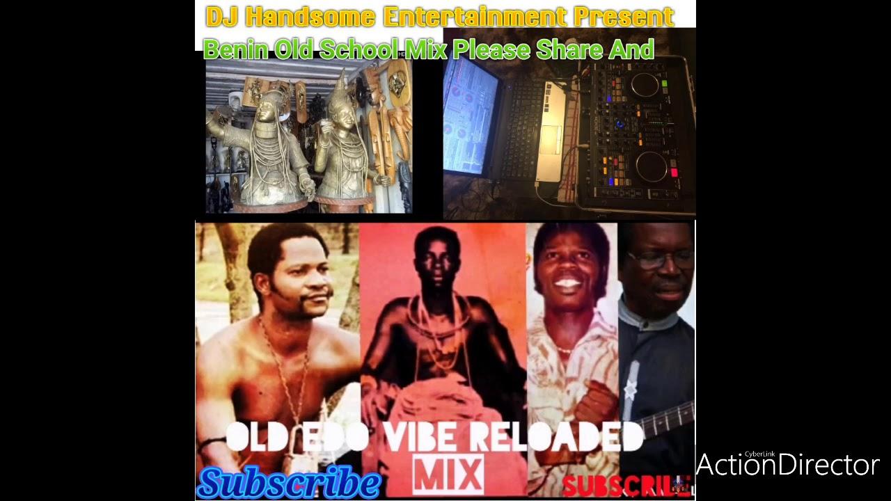 Download DJ Handsome Old School Mix By Owengho Osadolor Monday Edo
