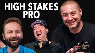 High Stakes Pro On Negreanu's Package, $100k Workout Bet, Hellmuth Positivity