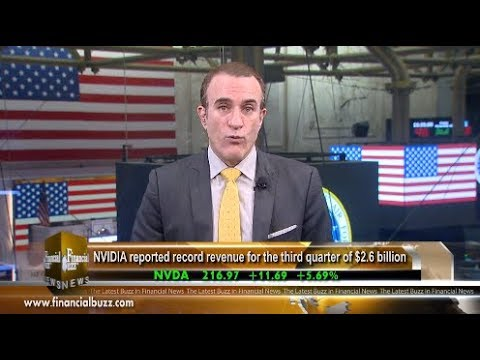 LIVE - Floor of the NYSE! Nov. 10, 2017 Financial News - Business News - Stock News - Market News