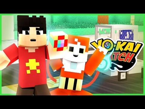 Minecraft Yo-Kai Watch ► JIBANYAN?! #2 (Minecraft Yokai Watch Roleplay)