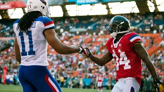 Antonio Brown 2012 Pro Bowl Highlights - 1st Pro Bowl!