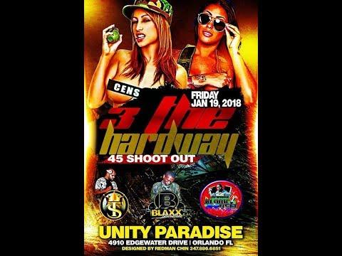Vibes Reggae Arena 3 THE HARDWAY CLASH [King Trendsetta VS Blaxx International VS Black Belt]