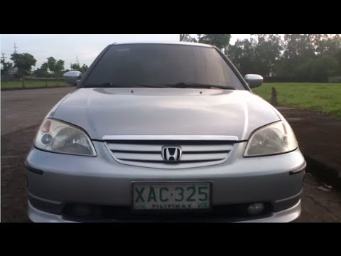 Lovely 2002 Honda Civic Review (Start Up, In Depth Tour, Engine)